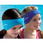 Ear Band-It Swimming Headband with Ear Plugs